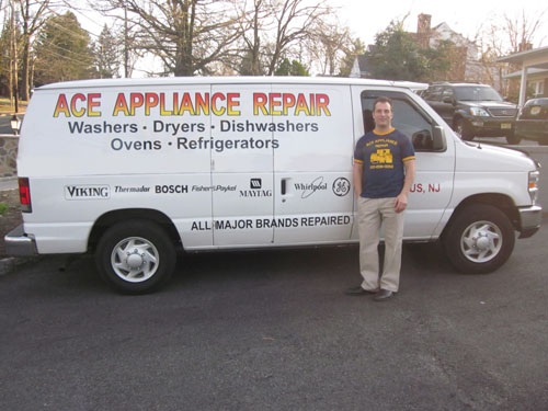 Overview Of Services Ace Appliance Repair Inc Bergen